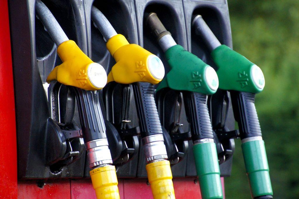 ガソリンの画像