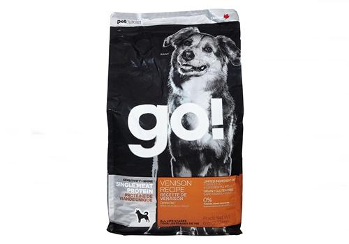 GO!ドッグフード(ベニソン)のパッケージ画像