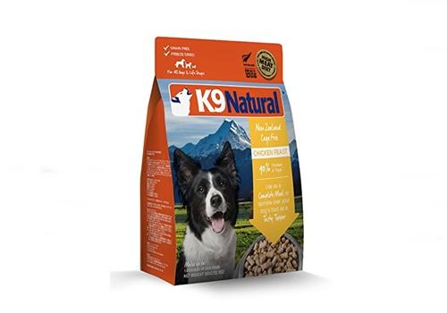 K9ナチュラルのパッケージ画像